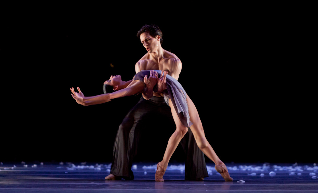 Houston Ballet_Karina Gonzalez and Simon Ball