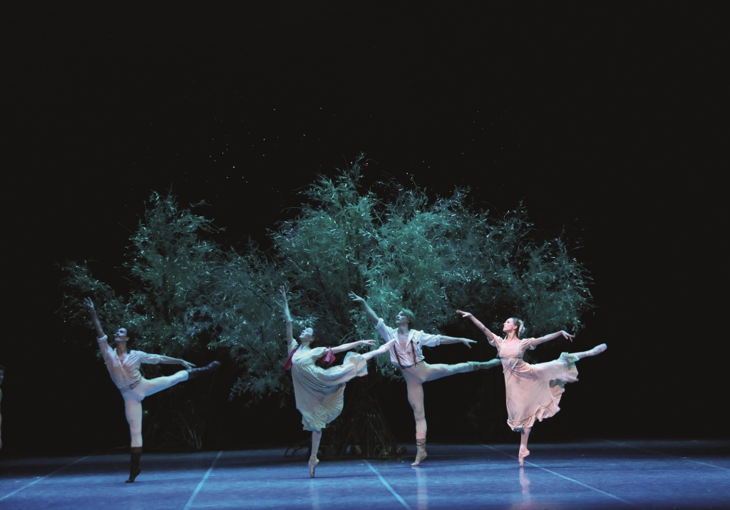 Photo of Hamburg Ballet - A Midsummer Night's Dream